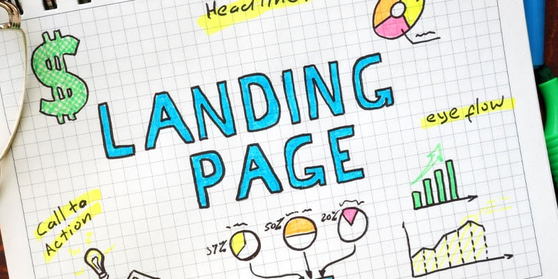 best practices for high-converting landing pages